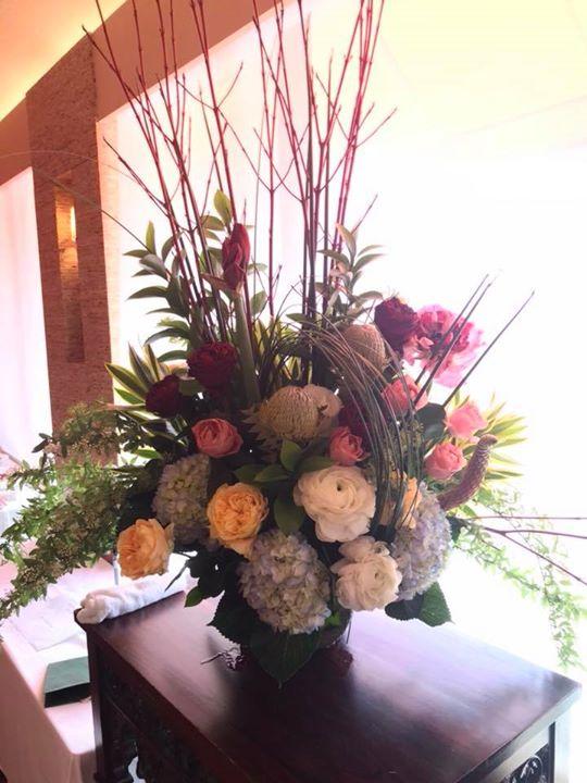 株式会社花鳥風月さんの新年会に参加させていただきました。