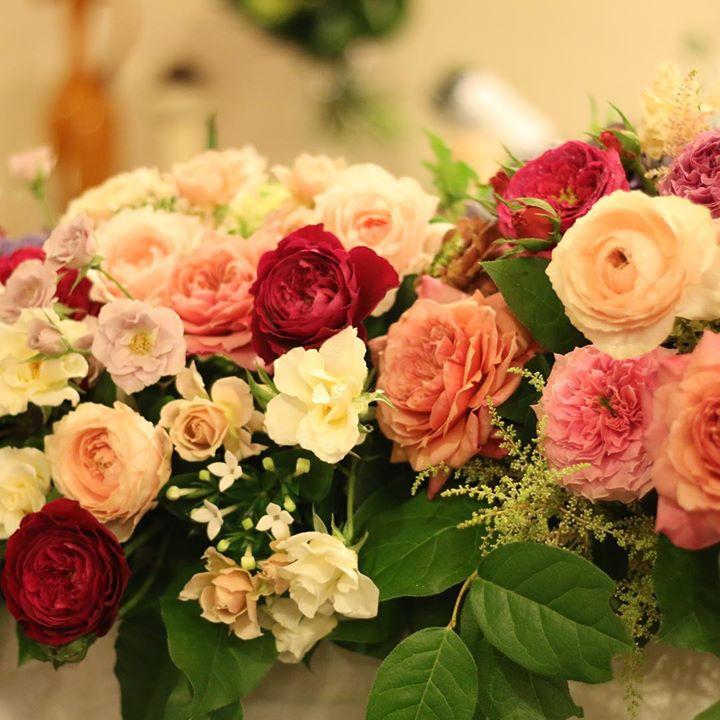 #ロータスガーデン #summer #lotusgarden #wedding #最高のバラ#こんな結婚式したい