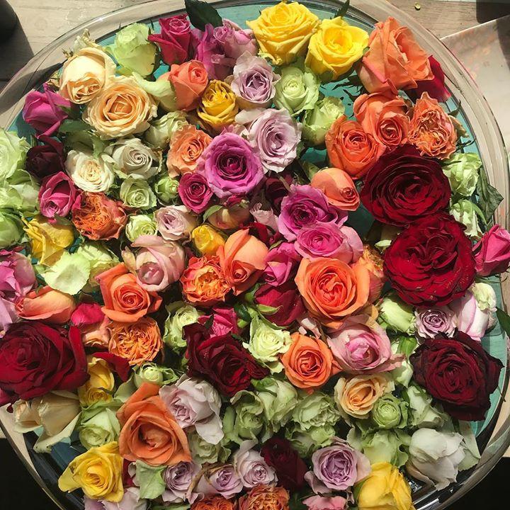 #バラ風呂#rose#バラのある暮らし #フラワーシャワーネット販売#バラの花びら