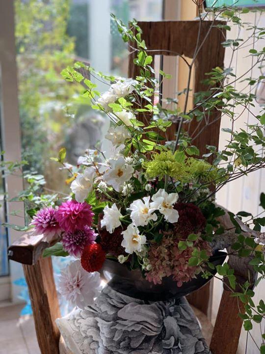 秋のアレンジメント#秋の花#flower #花