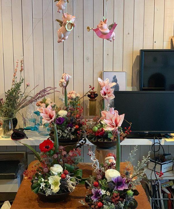 #lotusgarden #salon #lesson #クリスマスレッスン